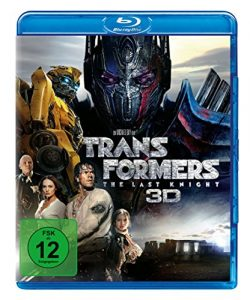 Transformers 5 – The Last Knight  (+ Blu-ray) (+ Bonus-Disc)