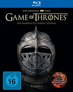 Game of Thrones: Die komplette 7. Staffel als Digipack (Limited Edition) [Blu-ray]