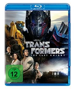 Transformers 5 – The Last Knight  (+ Bonus-Disc) [Blu-ray]
