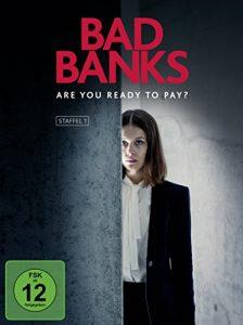 Bad Banks – Die komplette erste Staffel [2 DVDs]