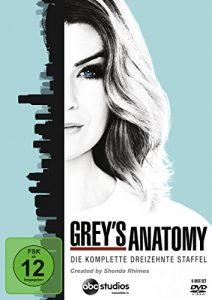 Grey's Anatomy: Die jungen Ärzte – Die komplette 13. Staffel [6 DVDs]