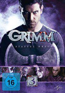 Grimm – Staffel 3 [6 DVDs]