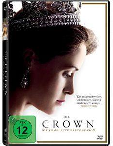 The Crown – Die komplette erste Season [4 DVDs]