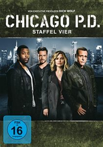 Chicago P.D. – Staffel vier [6 DVDs]