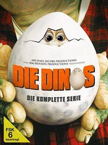 Die Dinos – Die komplette Serie [9 DVDs]