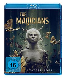The Magicians – Staffel 2 [Blu-ray]