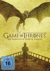 Game of Thrones – Die komplette 5. Staffel [5 DVDs]
