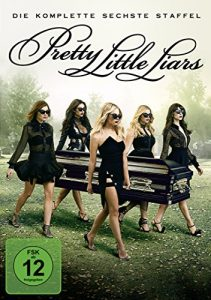 Pretty Little Liars – Die komplette sechste Staffel [5 DVDs]
