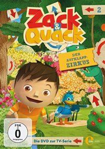Zack & Quack – Folge 2: Der Aufklapp-Zirkus