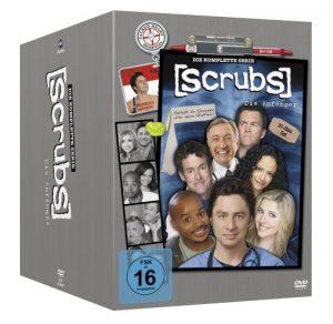 Scrubs: Die Anfänger – Die komplette Serie, Staffel 1-9 [31 DVDs]
