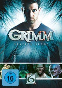 Grimm – Staffel sechs [4 DVDs]