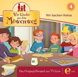 Wir Kinder aus dem Möwenweg – Wir backen Kekse – Das Original-Hörspiel zur TV-Serie, Folge 4
