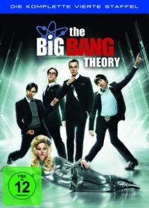The Big Bang Theory – Die komplette vierte Staffel [3 DVDs]