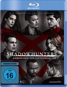 Shadowhunters – Staffel 2 [Blu-ray]