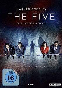 The Five – Die komplette Serie [3 DVDs]