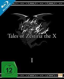 Tales of Zestiria – The X – Staffel 1: Episode 00-12 im limitierten Schuber [Blu-ray]