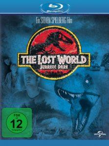 Jurassic Park 2 – Vergessene Welt [Blu-ray]