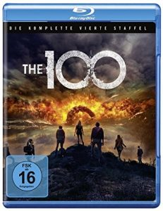 The 100: Die komplette 4. Staffel [Blu-ray]