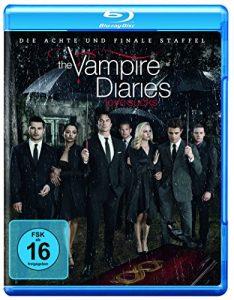 The Vampire Diaries: Die 8. und finale Staffel [Blu-ray]