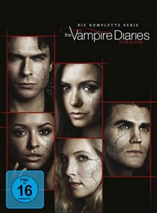 The Vampire Diaries: Die komplette Serie (Staffeln 1-8) [DVD]