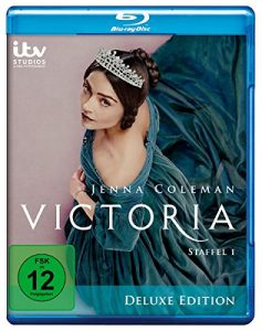 Victoria – Staffel 1 – Deluxe Edition mit 1,5 Stunden Bonus [2 Blu-rays]