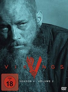 Vikings – Season 4 Volume 2 [3 DVDs]