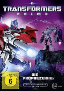Transformers Prime, Folge 6 – Die Prophezeihung