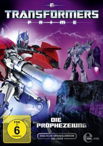 Transformers Prime, Folge 6 - Die Prophezeihung
