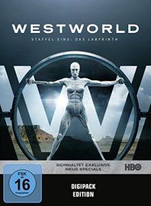Westworld Staffel 1: Das Labyrinth [DVD]