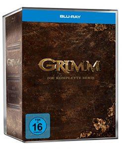 Grimm – Die komplette Serie (Staffel 1-6) [Blu-ray]