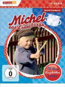 Astrid Lindgren: Michel aus Lönneberga – TV-Serie Komplettbox (TV-Edition, 3 Discs)