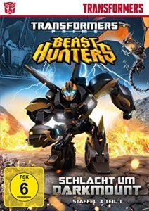 Transformers Prime – Beast Hunters: Schlacht um Darkmount, Staffel 3, Teil 1