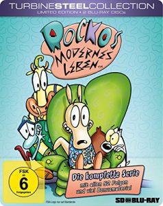 Rockos Modernes Leben [Turbine Steel Collection] (SD on Blu-ray) [Blu-ray]