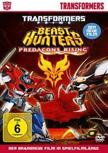 Transformers Prime – Beast Hunters: Predacons Rising