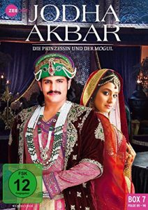Jodha Akbar – Die Prinzessin und der Mogul – Box 7/Folge 85-98 [3 DVDs]