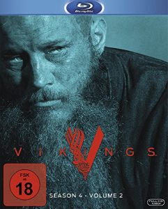 Vikings – Season 4.2 [Blu-ray]