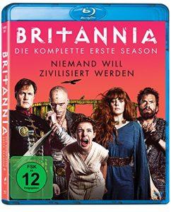 Britannia – Die komplette erste Season [Blu-ray]