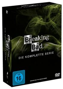 Breaking Bad – Die komplette Serie (21 Discs)