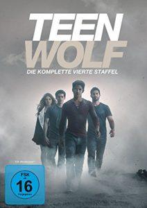 Teen Wolf – Staffel 4  (Softbox) [4 DVDs]