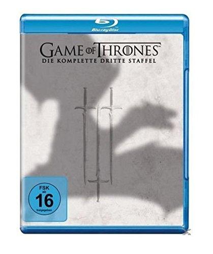 Game of Thrones - Die komplette 3. Staffel [Blu-ray]