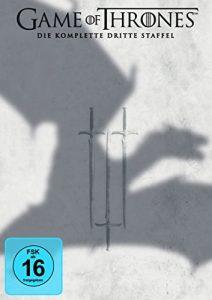 Game of Thrones – Die komplette dritte Staffel [5 DVDs]
