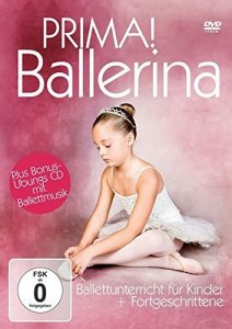 Prima! Ballerina – Ballettunterricht für Kinder