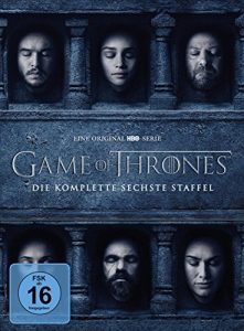 Game of Thrones – Die komplette sechste Staffel [5 DVDs]