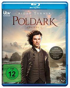 Poldark – Staffel 1 [Blu-ray]