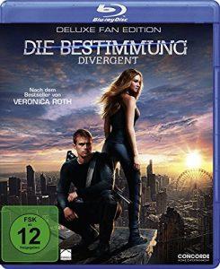 Die Bestimmung – Divergent [Blu-ray]