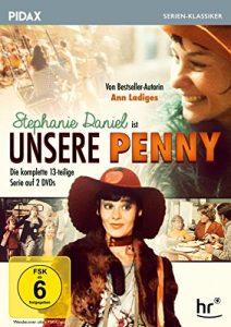 Unsere Penny / Die komplette 13-teilige Serie von Bestseller-Autorin Ann Ladiges (Pidax Serien-Klassiker) [2 DVDs]