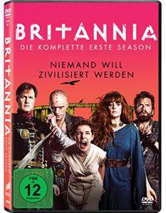 Britannia – Die komplette erste Season [3 DVDs]