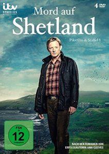 Mord auf Shetland – Pilotfilm & Staffel 1 [4 DVDs]