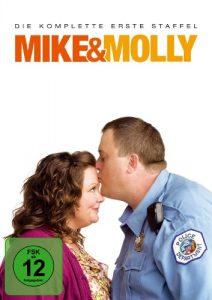 Mike & Molly – Die komplette erste Staffel [3 DVDs]