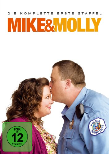 Mike & Molly - Die komplette erste Staffel [3 DVDs]